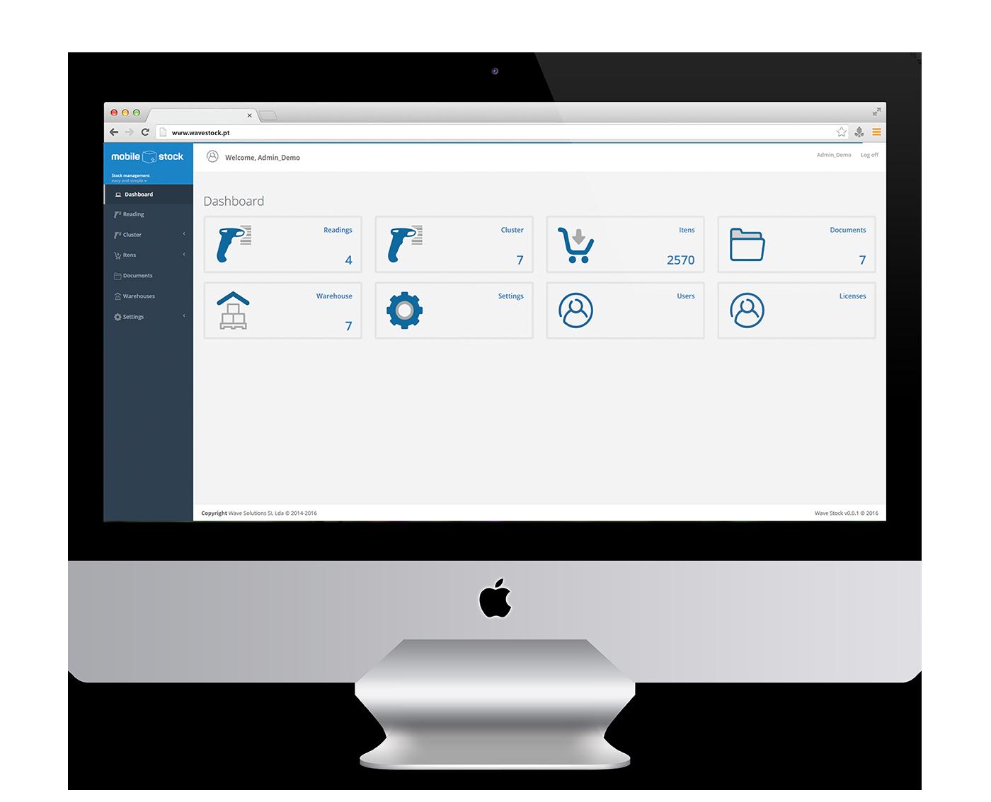 Mobile Stock Desktop - Wave Solutions