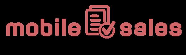 Mobile Sales  Software Aplicativo Pré-Venda