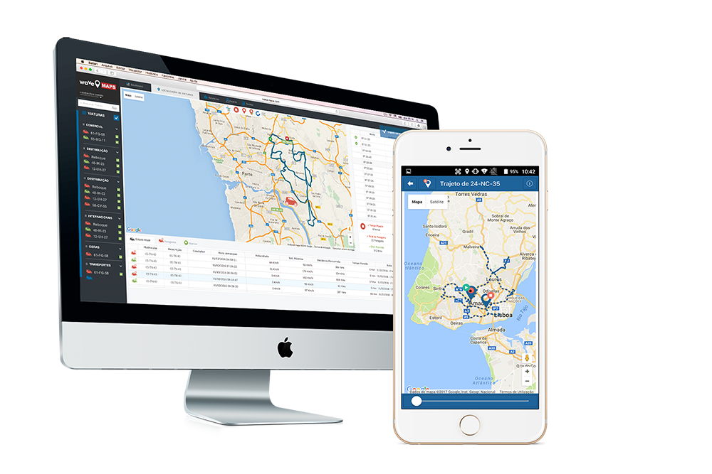 Wave Maps | Produtos Wave Solutions