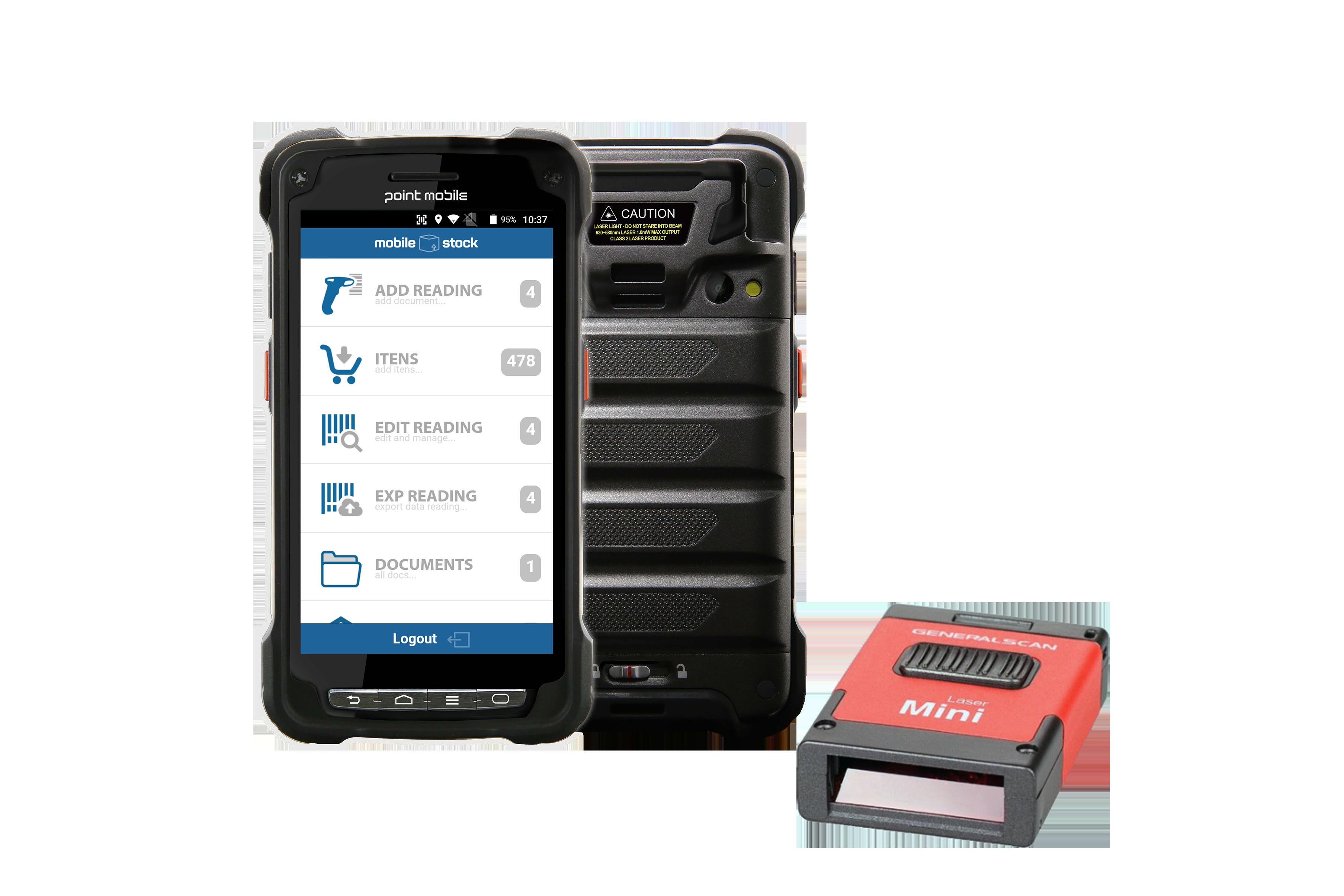 Mobile Stock   Produtos Wave Solutions